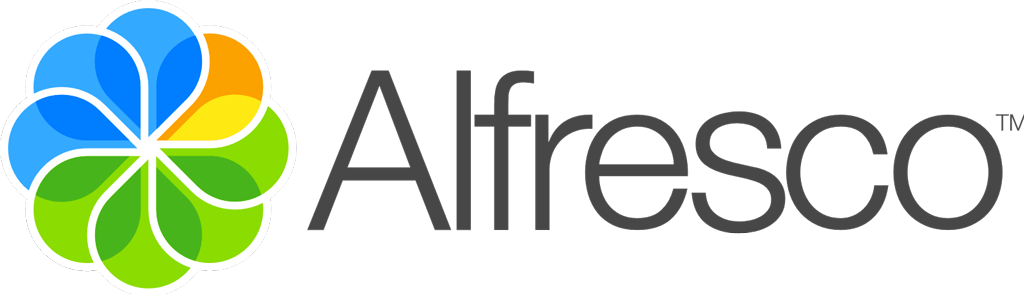 Logo Alfresco