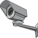 Dibujo de Cámara de seguridad