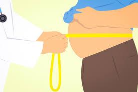 dibujo midiento cintura de persona